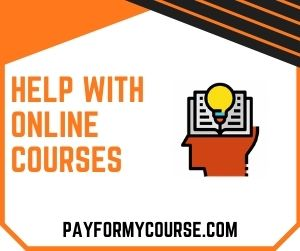 Help With Online Courses