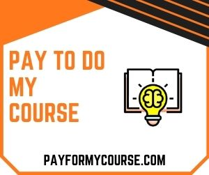 Pay To Do My Course
